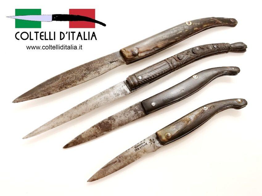 Stiletti arcaici toscani