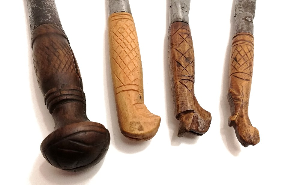 Manici legno coltelli Scarperia
